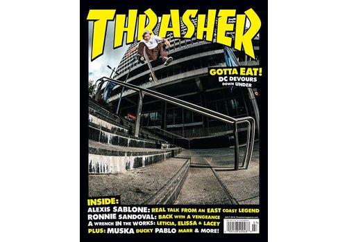 Thrasher Thrasher Magazine - July 2019