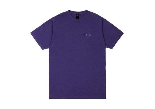 Dime Dime x Spitfire Swirl Tee Purple
