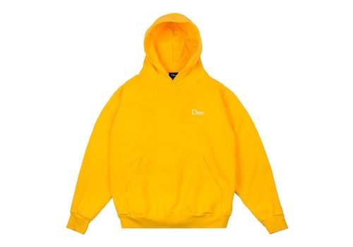 Dime Dime Classic Embroided Hood Yellow
