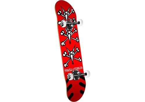 Powell Peralta Powell Vato Rats Complete 7.0 Red