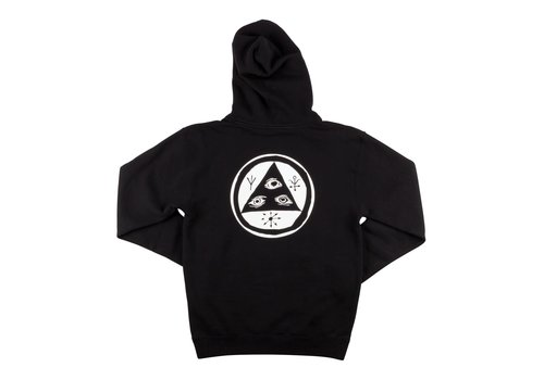 Welcome Welcome Talisman Pullover Hood Black