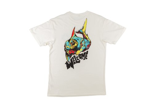 Welcome Welcome Otter Tee Bone/Primary
