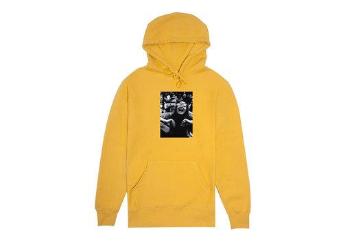 Fucking Awesome FA Scream French Terry Hood Mustard