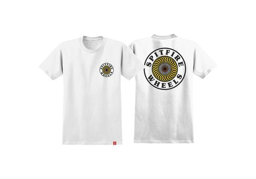 Spitfire Spitfire OG Circle White/Yellow/Red