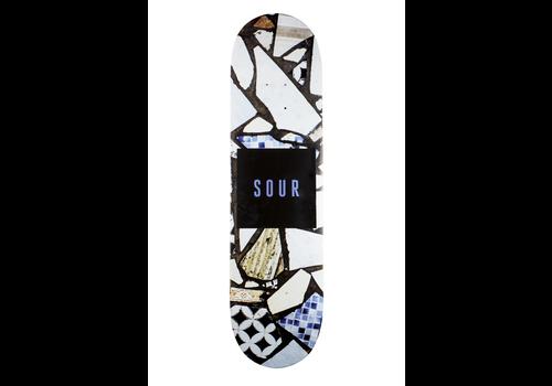 Sour Sour - Blue Mosaic 8.375