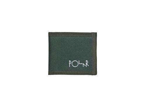 Polar Polar Summer Cordura Wallet Dark Green