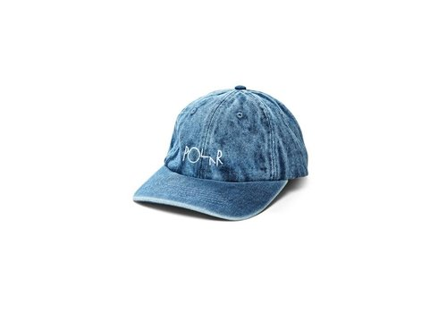 Polar Polar Denim Cap Blue Acid