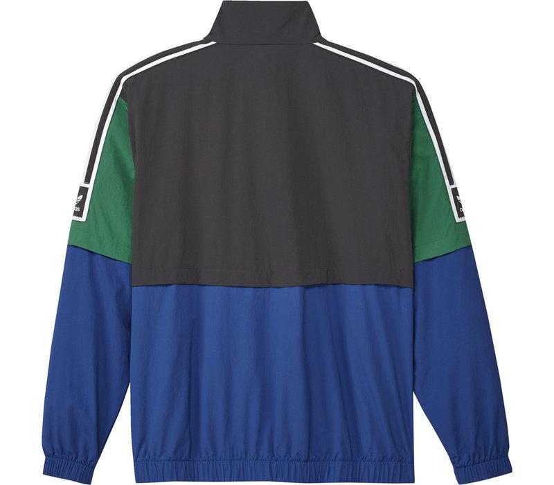 Adidas STDRD 20 Jacket Carbon/Royal/Green