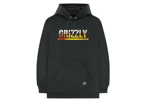 Grizzly Grizzly Brew Pullover Hood Black