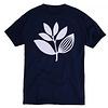 Magenta Magenta Classic Plant Tee Blue