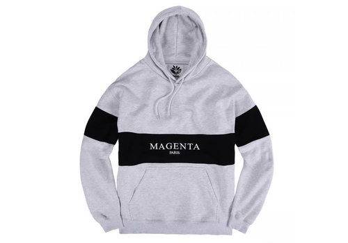Magenta Magenta Paris Hood Heather Grey