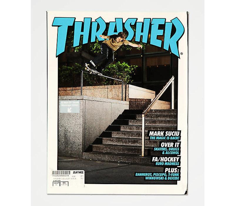 Thrasher Magazine August 2019
