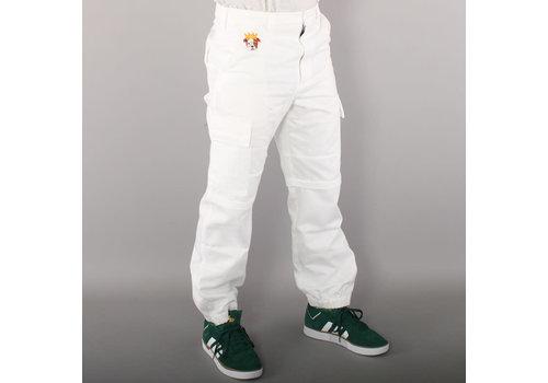 Adidas Adidas Tyshawn Cargo Pants White/Green