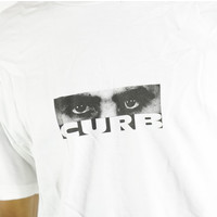 Curb Eyes Tee White