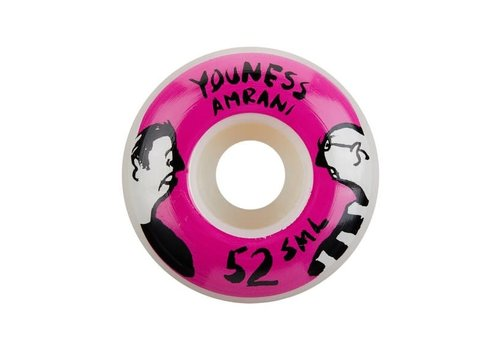 SML Wheels SML Wheels Lookers Youness Amrani 52mm