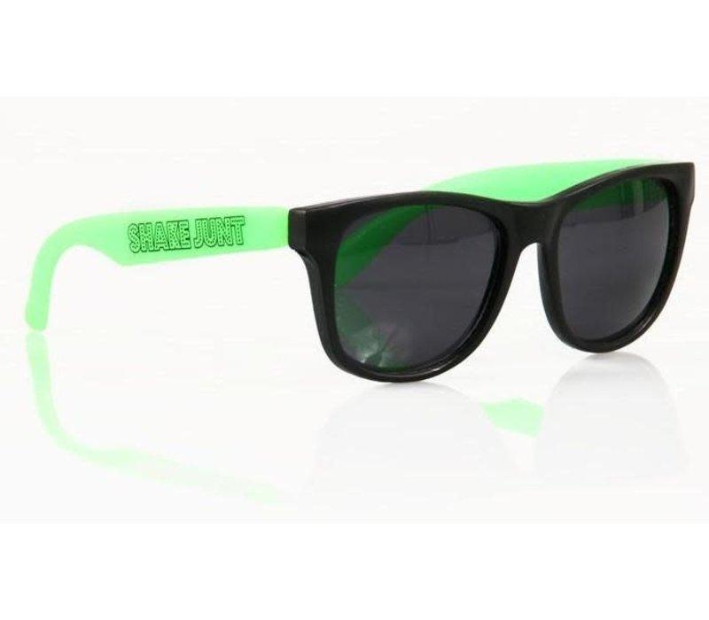 Shake Junt Sunglasses Black/Green