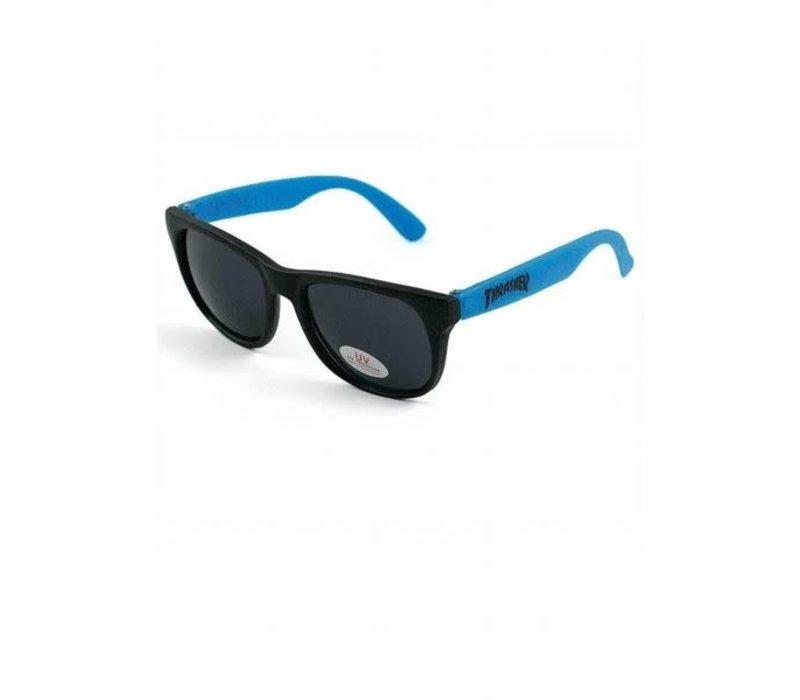 Thrasher Sunglasses Black/Blue