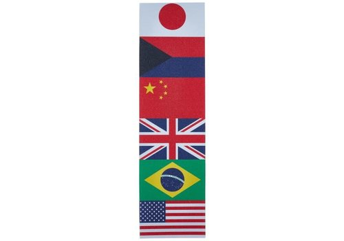 Grizzly Grizzly Grip - Flags Internationally Known