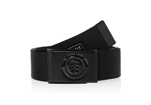 Element Beyond Belt All Black