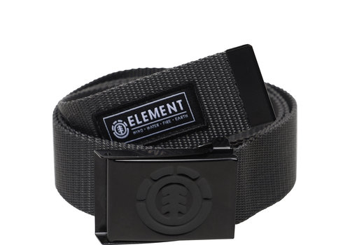 Element Beyond Belt Charcoal