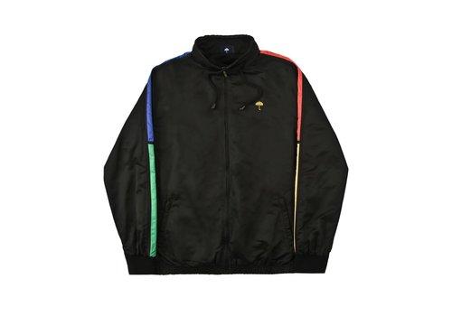 Hélas Helas Triby Tracksuit Jacket Black