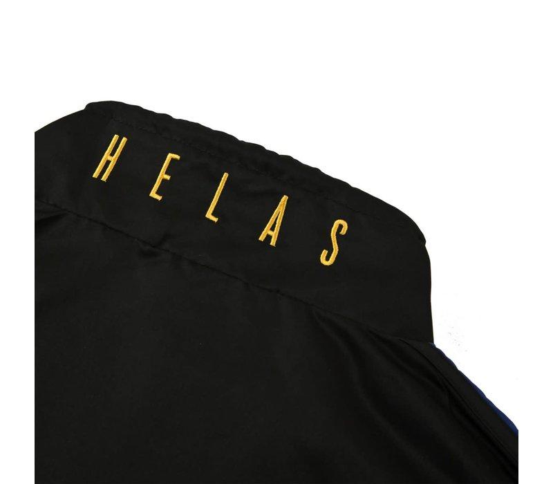 Helas Triby Tracksuit Jacket Black