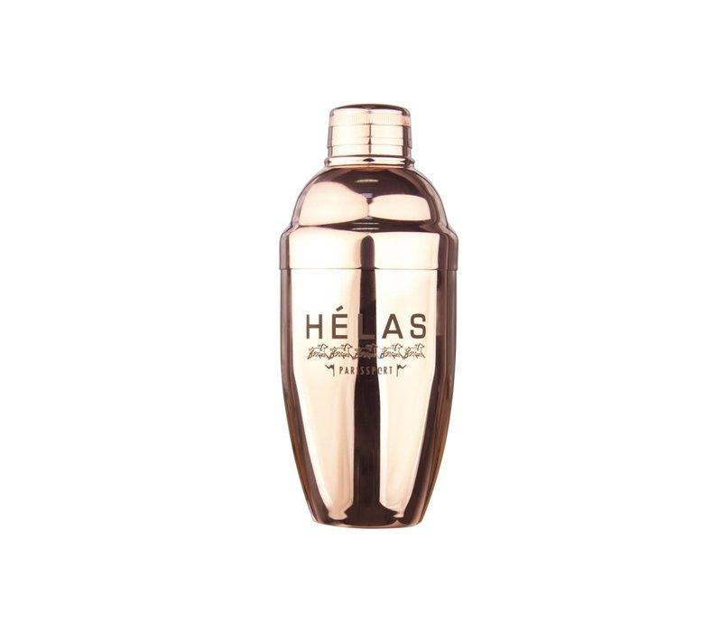 Helas Paris Sportif Shaker Copper
