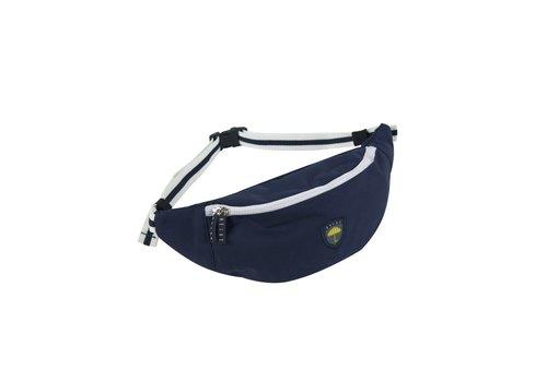 Hélas Helas Fan Waist Bag Navy
