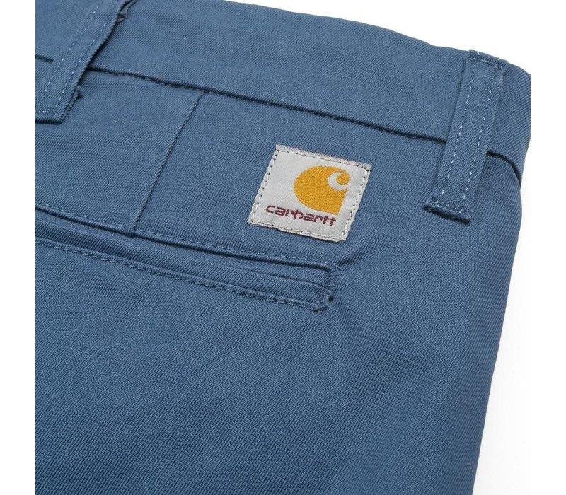 Carhartt Sid Pant Prussian Blue