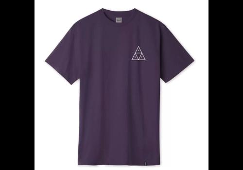 HUF Huf Triple Triangle Tee Purple Velvet