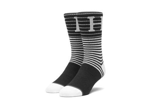 HUF Huf Morris Sock Black