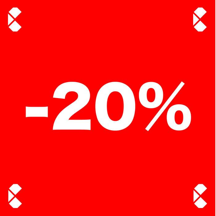 Sale -20 %