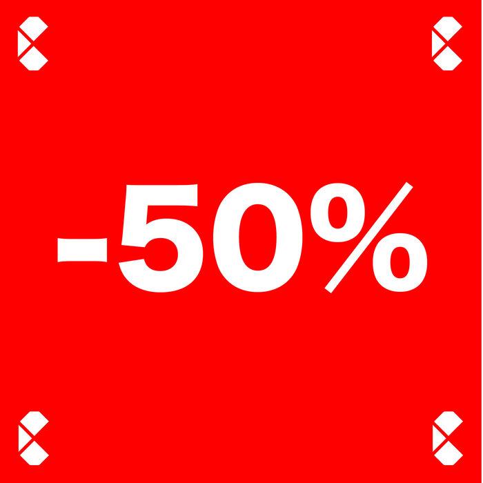 Sale - 50 %