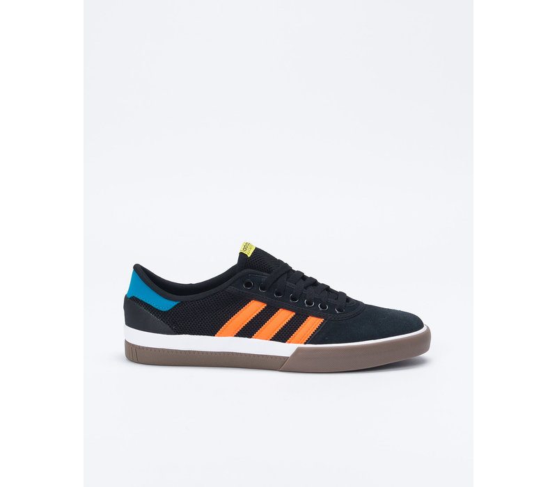 Adidas Lucas Premiere Black/Orange/Gum/FTW