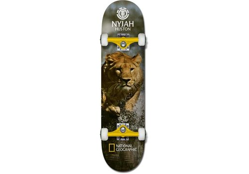 Element Element National Geographic 7.75 Lion Nyjah Complete