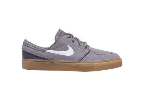 Nike SB Nike SB Janoski Youth Gunsmoke/White Thunder Grey