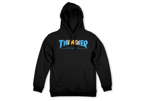 Thrasher Thrasher Argentina Hood Black