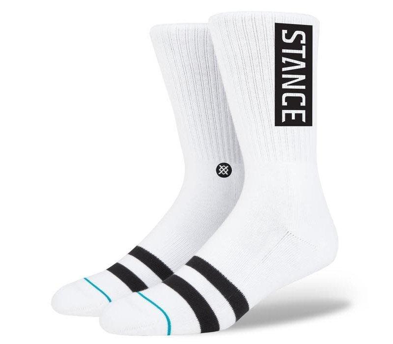 Stance Socks OG White (EU 42-EU 46)