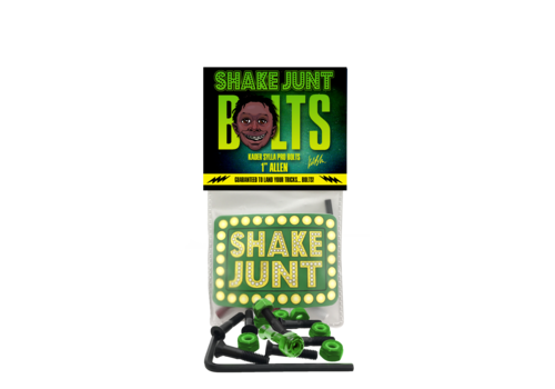 Shake Junt Shake Junt Hardware Kader Sylla Pro Bolts