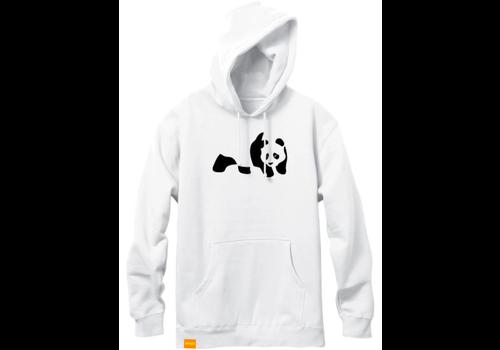 Enjoi Enjoi - Panda Flocking Hood White