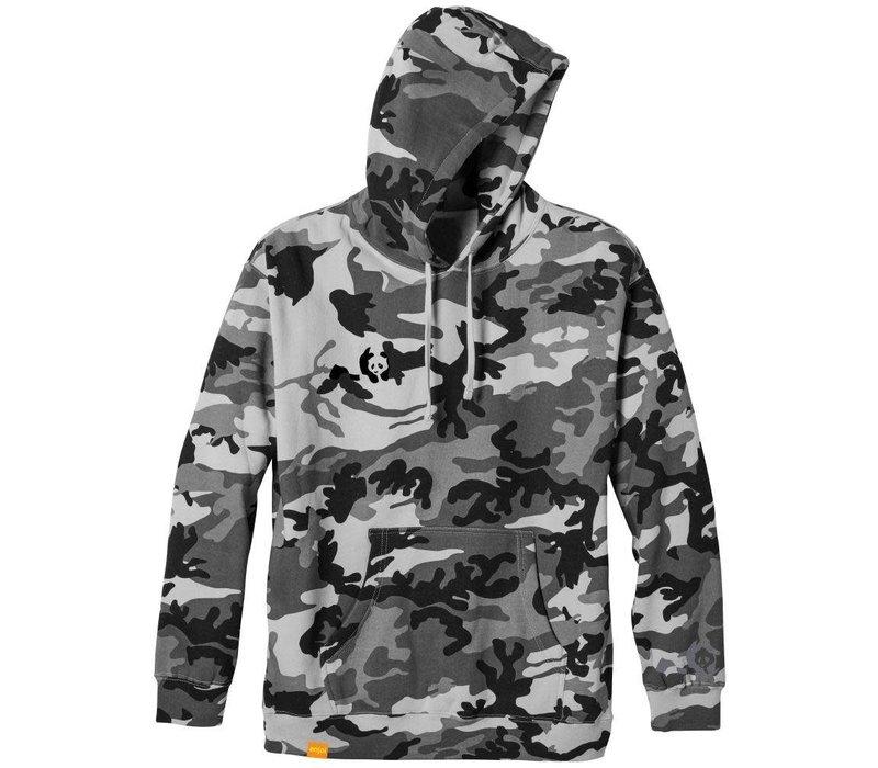 Enjoi - Camo Panda Hood Black