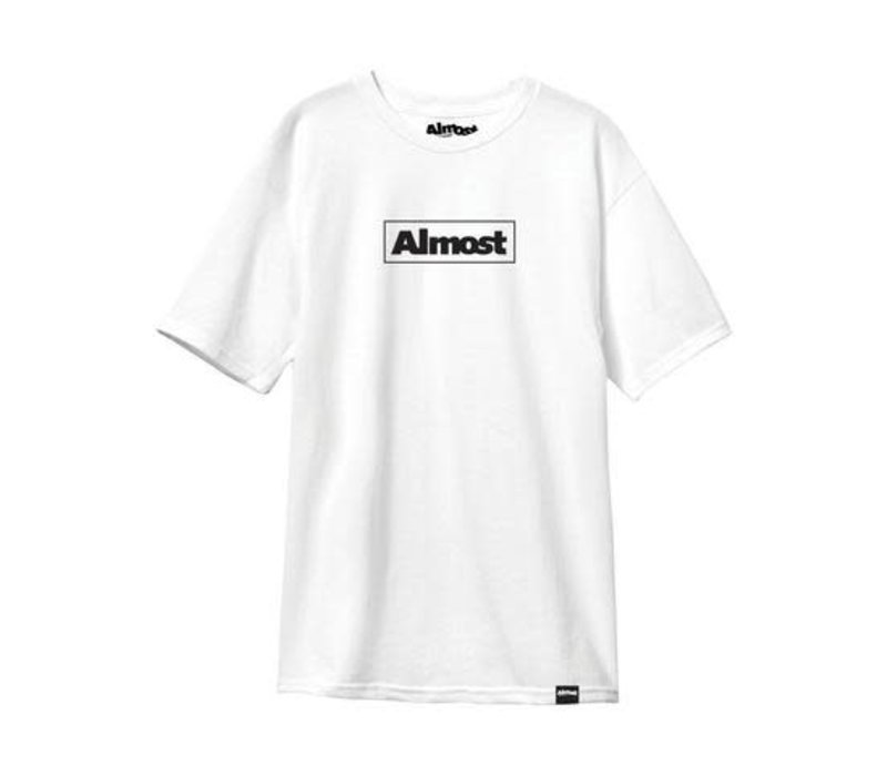 Almost - Out Of The Box Tee White