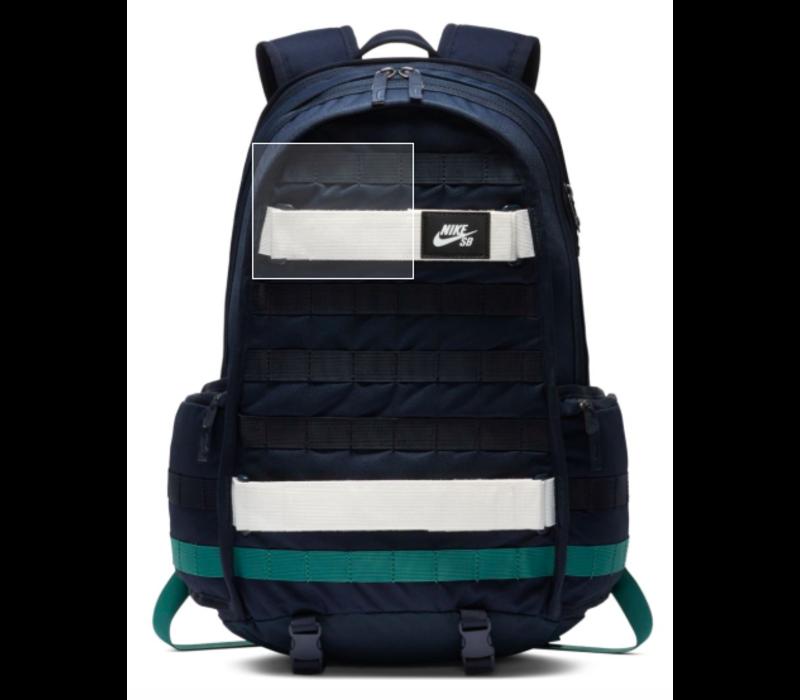 Nike SB RPM Dark Obsidian/Bi Coastal Backpack (26 Liter)