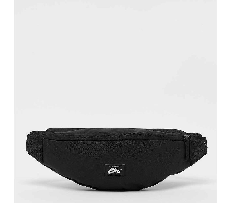 Nike SB Heritage Hip Pack-Woven black/black/white