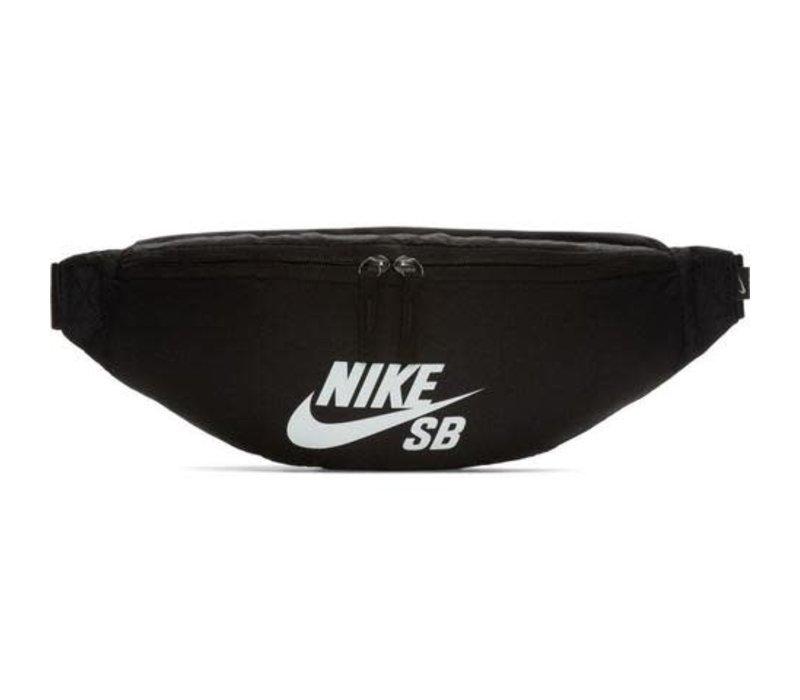 Nike SB Heritage Hip Pack Logo black/black/white