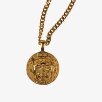 DGK Big Cat Necklace Chain Gold