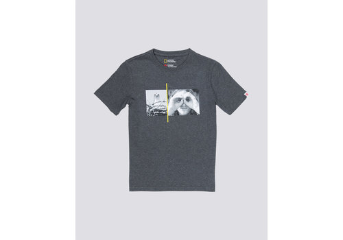 Element Element Hawk Smith Tee Charcoal
