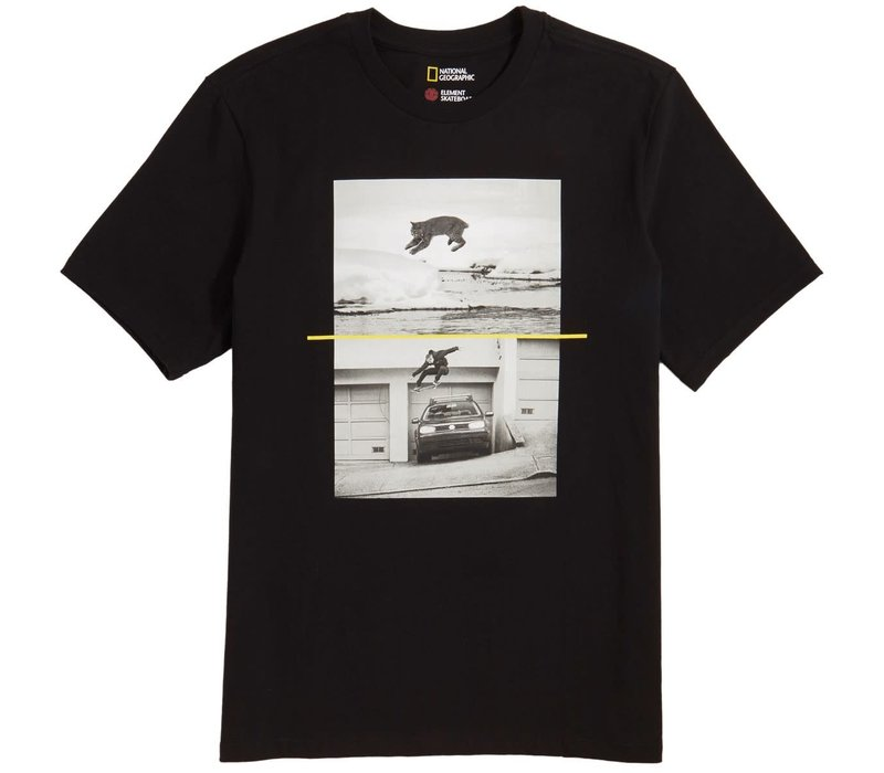 Element Bobcat Westgate Tee Black