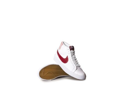 Nike SB Nike SB Zoom Blazer Mid PRM White/Team Red