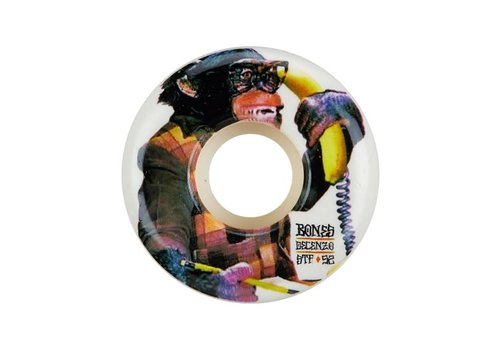 Bones Bones Wheels Decenzo Monkey Bizz 53mm V2 Locks